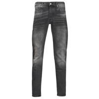 Textiel Heren Skinny jeans G-Star Raw 3301 SLIM Grijs