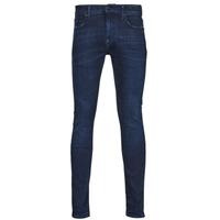 Textiel Heren Skinny Jeans G-Star Raw REVEND FWD SKINNY Blauw