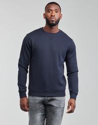 Textiel Heren Sweaters / Sweatshirts G-Star Raw PREMIUM CORE R SW LS Blauw