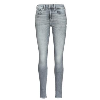 Textiel Dames Skinny Jeans G-Star Raw LHANA SKINNY Grijs
