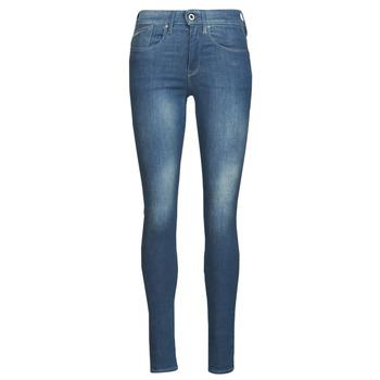 Textiel Dames Skinny Jeans G-Star Raw LHANA SKINNY Blauw