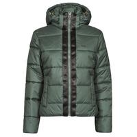 Textiel Dames Dons gevoerde jassen G-Star Raw MEEFIC HDD PDD JACKET WMN Grijs / Groen