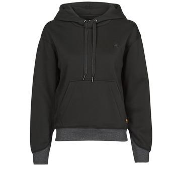 Textiel Dames Sweaters / Sweatshirts G-Star Raw PREMIUM CORE HOODED SW WMN LS Zwart