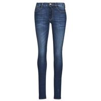 Textiel Dames Skinny jeans Le Temps des Cerises PULP HIGH OLBIA Blauw