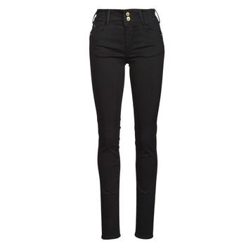 Textiel Dames Skinny jeans Le Temps des Cerises ULTRA PULP Zwart