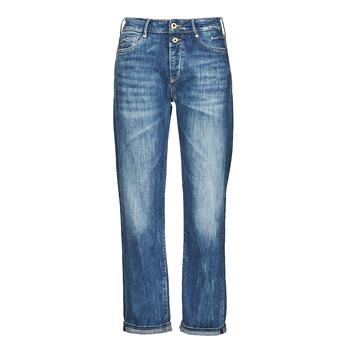 Textiel Dames ¾ jeans & 7/8 jeans Le Temps des Cerises 400/18 BASIC Blauw