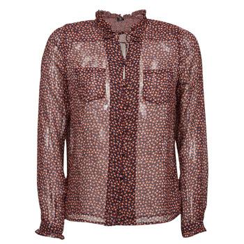 Textiel Dames Tops / Blousjes Le Temps des Cerises RIBBLE Bordeaux