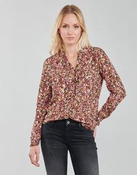 Textiel Dames Tops / Blousjes Le Temps des Cerises ROSS Roze