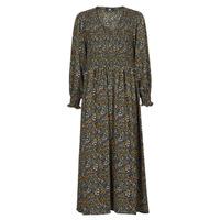 Textiel Dames Korte jurken Le Temps des Cerises PEAK Zwart