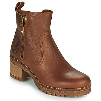 Schoenen Dames Laarzen Panama Jack PAULINE Brown