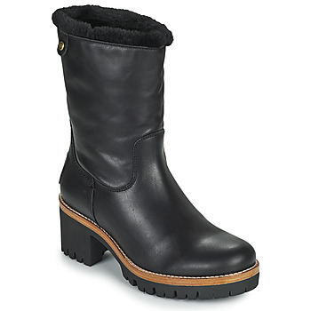 Schoenen Dames Laarzen Panama Jack PIOLA Zwart