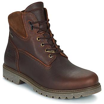 Schoenen Heren Laarzen Panama Jack AMUR GTX Brown