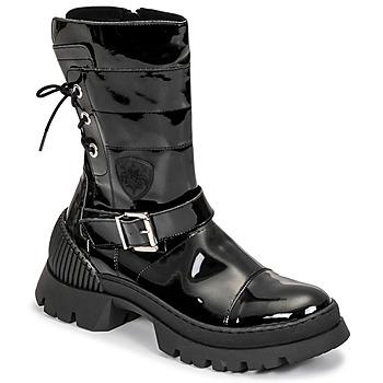 Schoenen Dames Laarzen Philippe Morvan CHARMY Zwart