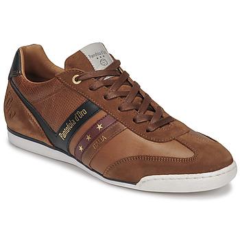 Schoenen Heren Lage sneakers Pantofola d'Oro VASTO UOMO LOW Brown