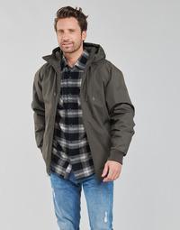Textiel Heren Wind jackets Volcom HERNAN 5K JACKET Kaki