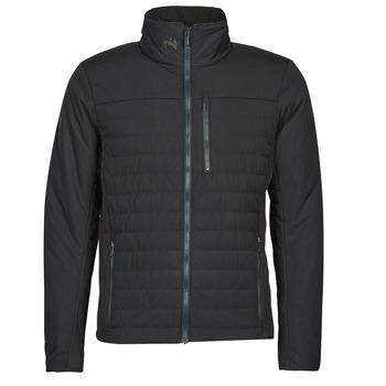 Textiel Heren Wind jackets Helly Hansen CREW INSULATOR JACKET 2.0 Zwart