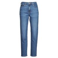 Textiel Dames Boyfriend jeans Lee CAROL Blauw