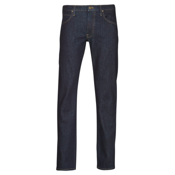 Textiel Heren Straight jeans Lee DAREN ZIP FLY Blauw