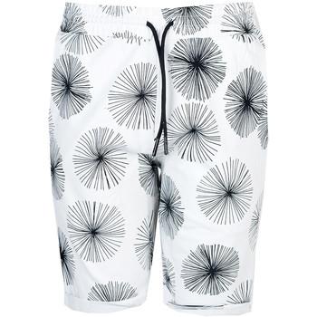 Textiel Heren Korte broeken / Bermuda's Antony Morato  Wit