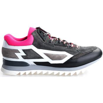 Schoenen Heren Lage sneakers Les Hommes  Grijs