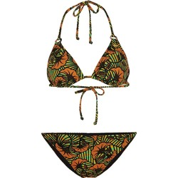 Textiel Dames Bikini's O'neill Capri Bondey Fixed Set Veelkleurig