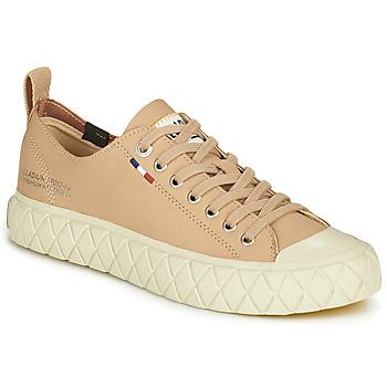 Schoenen Lage sneakers Palladium PALLA ACE Beige