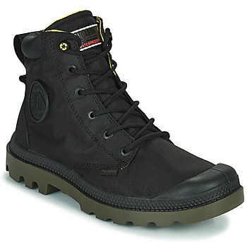 Schoenen Laarzen Palladium PAMPA RECYCLED Zwart