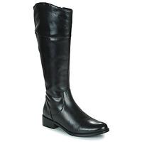 Schoenen Dames Hoge laarzen San Marina SEANA Zwart