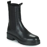 Schoenen Dames Laarzen San Marina FINLEY Zwart