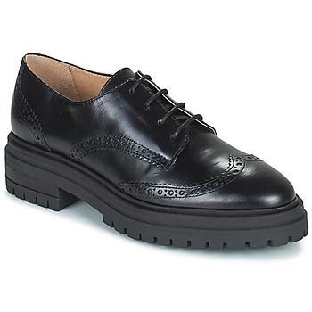 Schoenen Dames Derby San Marina MAYLI Zwart