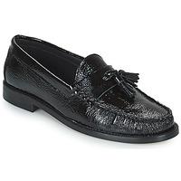 Schoenen Dames Mocassins San Marina LIA/VS Zwart