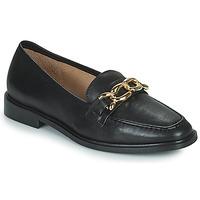Schoenen Dames Mocassins San Marina MARCIE Zwart