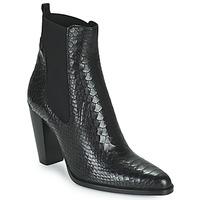 Schoenen Dames Laarzen San Marina ALENA Zwart