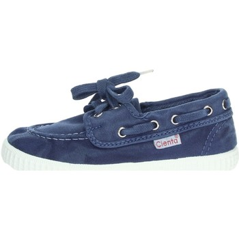 Schoenen Jongens Mocassins Cienta 72777 Blue