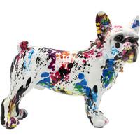 Wonen Beeldjes Signes Grimalt Franse Bulldog Zittend Azul