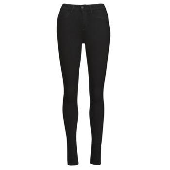 Textiel Dames Skinny jeans Noisy May NMCALLIE Zwart