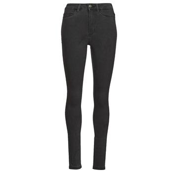 Textiel Dames Skinny jeans Noisy May NMCALLIE Grijs