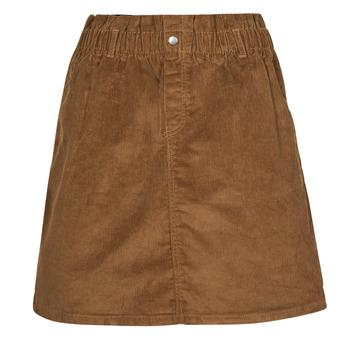 Textiel Dames Rokken Noisy May NMJUDO Brown