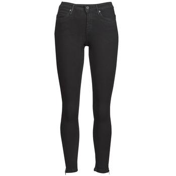 Textiel Dames Skinny jeans Noisy May NMKIMMY Zwart