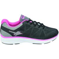 Schoenen Dames Lage sneakers Gola  Zwart/Grijs/Roze