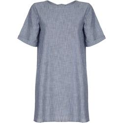 Textiel Dames Korte jurken Yumi  Blauw