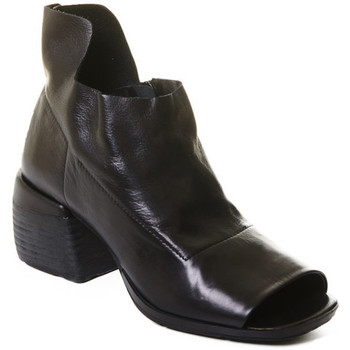 Schoenen Dames Enkellaarzen Rebecca White T0402 |Rebecca White| D??msk?? kotn??kov?? boty z ?ern?? telec?? k??e,
