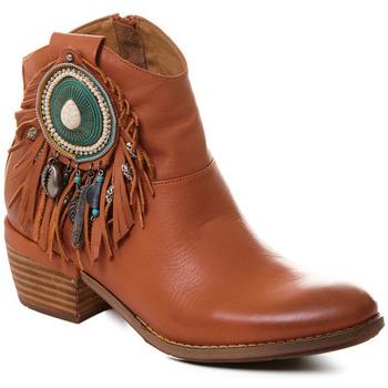 Schoenen Dames Enkellaarzen Rebecca White T0605 |Rebecca White| D??msk?? ko?en?? kotn??kov?? boty s podpatkem v