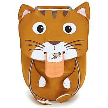 Tassen Kinderen Rugzakken Affenzahn CAT Brown