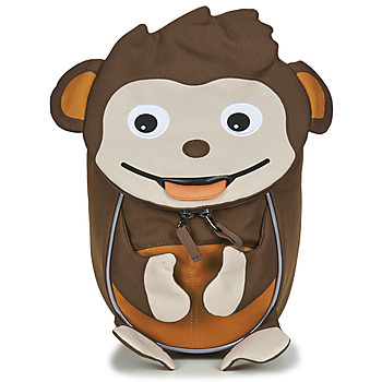 Tassen Kinderen Rugzakken Affenzahn MONKEY Brown