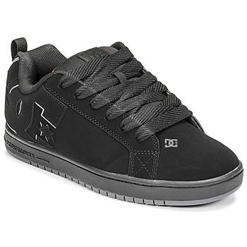 Schoenen Heren Skateschoenen DC Shoes COURT GRAFFIK Zwart / Rood