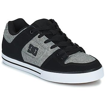 Schoenen Heren Skateschoenen DC Shoes PURE Grijs / Zwart