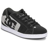 Schoenen Heren Skateschoenen DC Shoes NET Zwart / Grijs