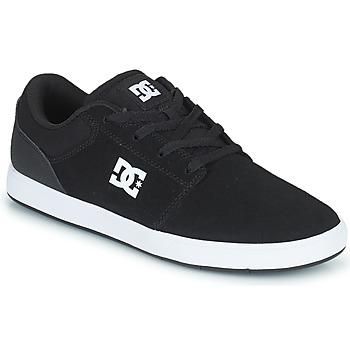 Schoenen Heren Lage sneakers DC Shoes CRISIS 2 Zwart / Wit