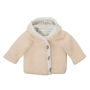 Textiel Jongens Mantel jassen Carrément Beau AMARANTE Wit